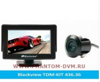 Монитор + камера Blackview TDM-KIT 436.36